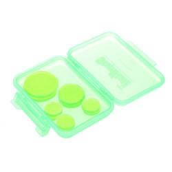 SLAPKLATZ Quitarmonicos Alien Green 10 unidades