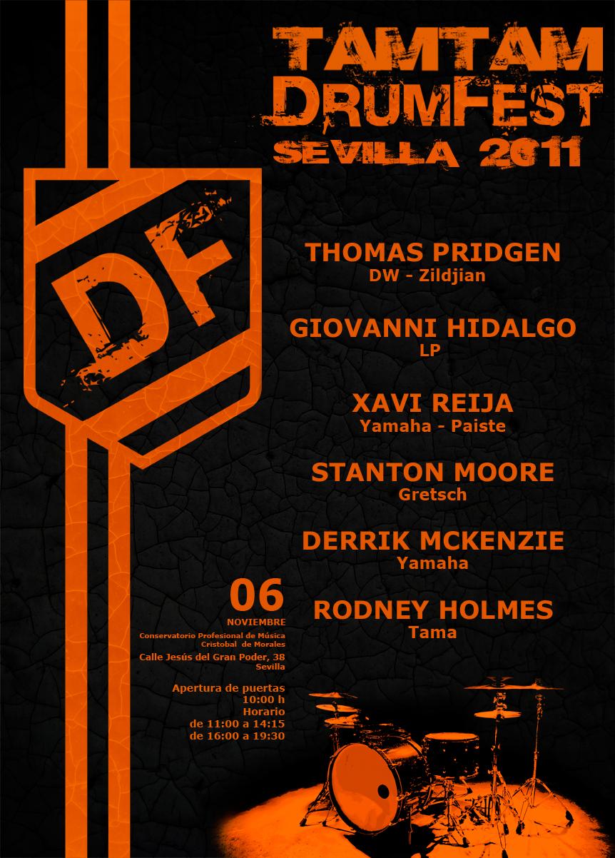 TamTam DrumFest Sevilla 2011