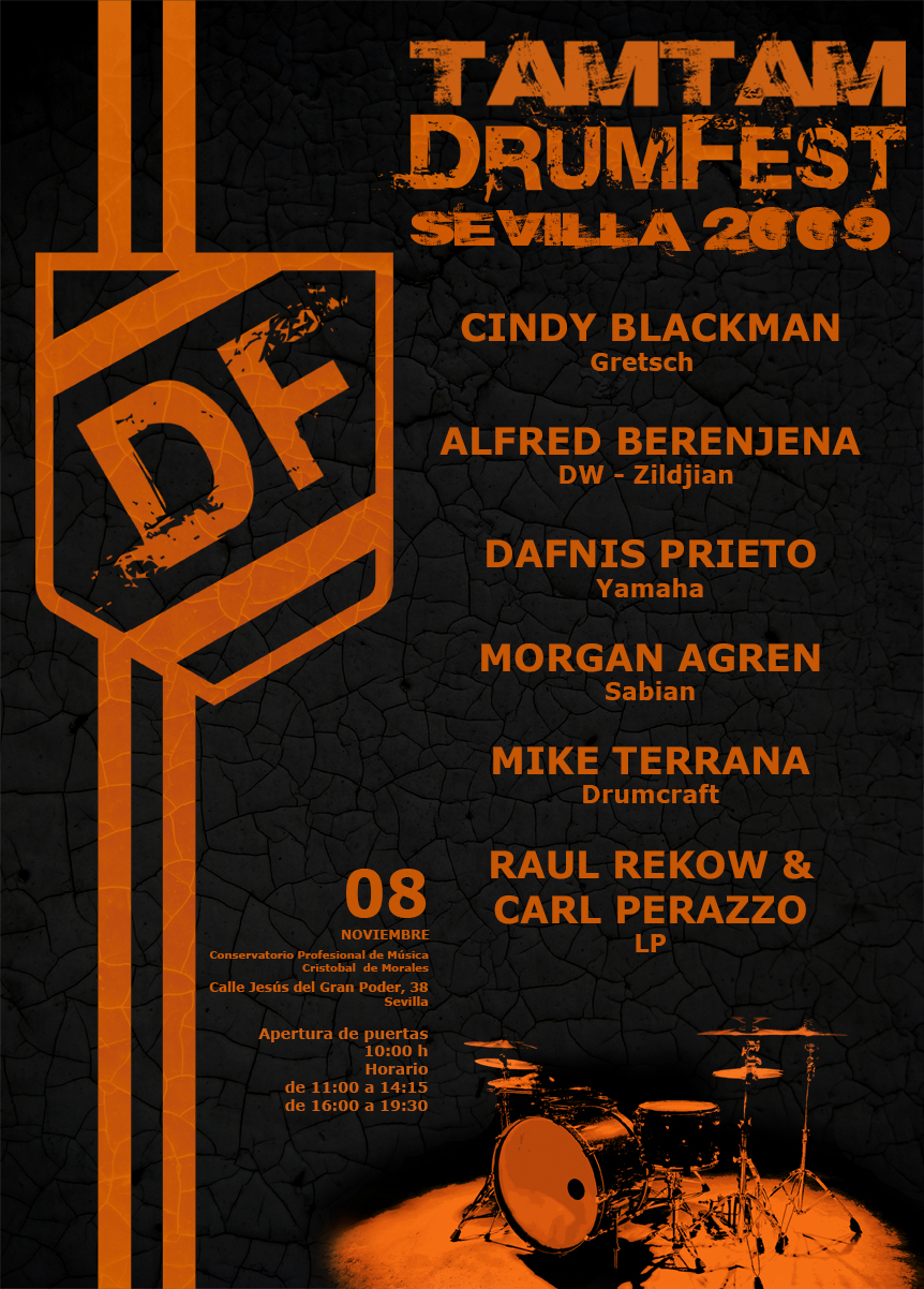 TamTam DrumFest Sevilla 2009