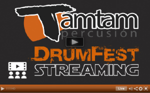 Disfruta del TamTam DrumFest Sevilla desde tu casa